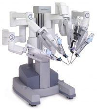 da vinci surgery system image