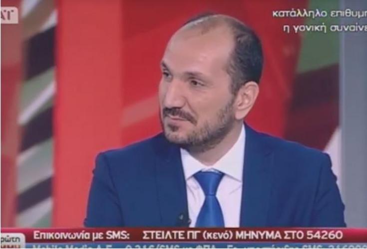 1η Γραμμή – Skai TV – Ο Δρ. Χάρης Κωνσταντινίδης για τον ρόλο της ρομποτικής χειρουργικής στον καρκίνο του οισοφάγου.