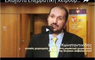 Δρ. Χάρης Κωνσταντινίδης-Γενικός Χειρουργός Θεσσαλονίκη