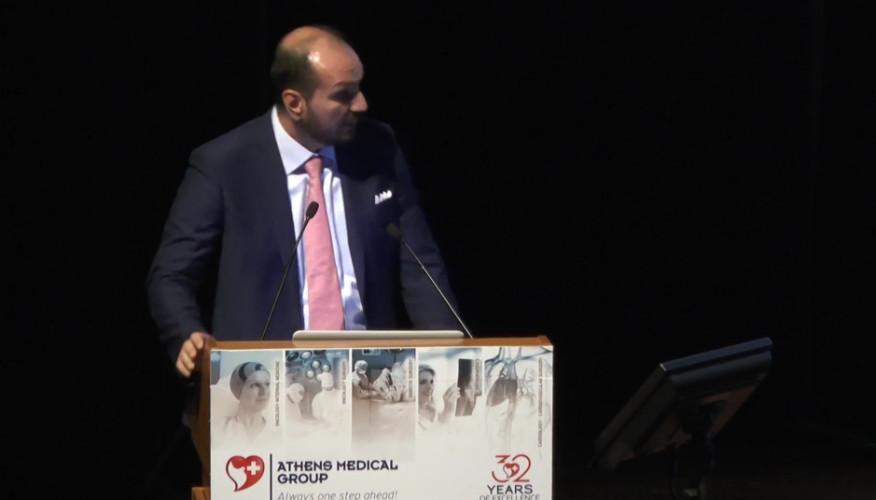 Χάρης Κωνσταντινίδης – Athens Medical Leadership – Ρομποτική χαμηλή πρόσθια εκτομή