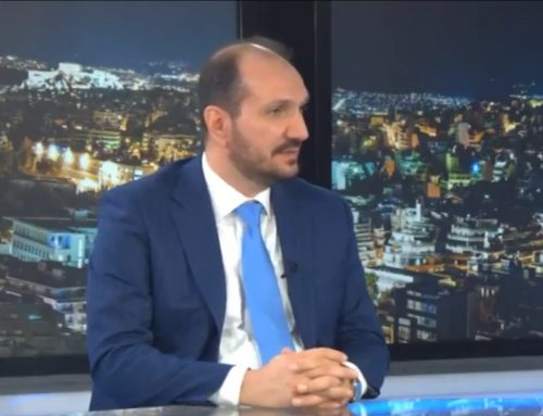 Ο Δρ. Χάρης Κωνσταντινίδης μιλά για την Ρομποτική θεραπεία του Καρκίνου του Παχέος Εντέρου