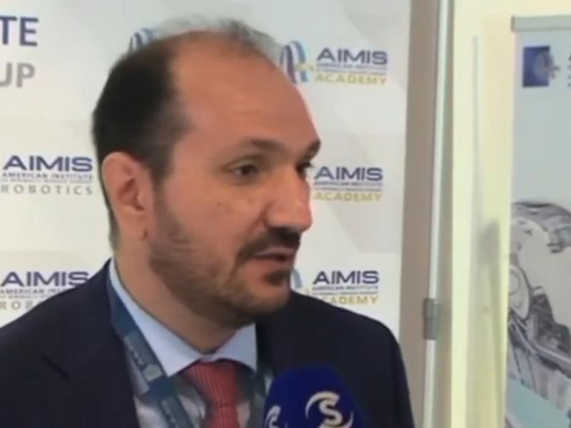 Ο Δρ. Χάρης Κωνσταντινίδης στο συνέδριο ρομποτικής χειρουργικής CCSO στην Λεμεσό
