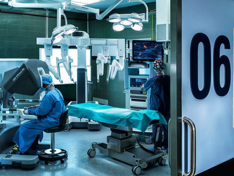 Τι είναι το χειρουργικό σύστημα da Vinci;